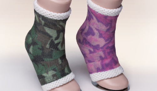 patterned cast product image